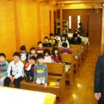子どもイースター礼拝