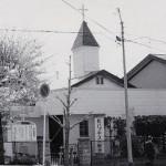 鮫教会の旧会堂です