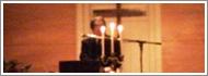 鮫教会の礼拝